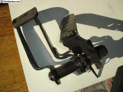 Autostick Pedal Cluster