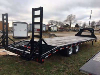 2016 PJ Trailers F87272 Deck Over Trailers Trailers Kansas City, KS