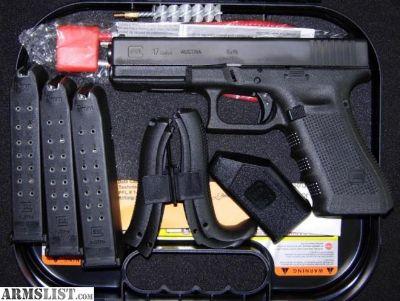 For Sale: LNIB Gen 4 Glock 17