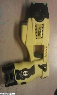 For Sale: Taser X26 Law Enforcement Model