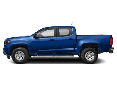 2019 Chevrolet Colorado 2WD Work Truck (Kinetic Blue Metallic)
