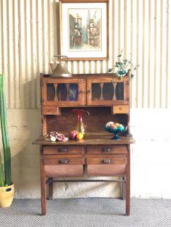 Craftsman / Americana Kitchen Cabinet