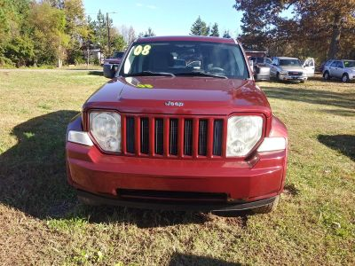 2008 Jeep Liberty Sport (Copper)