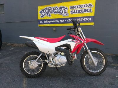 2015 Honda CRF110F Competition/Off Road Motorcycles West Bridgewater, MA