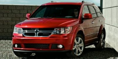 2014 Dodge Journey Crew (Pitch Black Clearcoat)