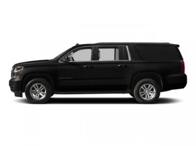 2015 Chevrolet Suburban LTZ 1500 (Black)