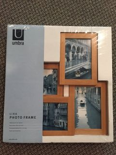 New Umbra Lira Four-Opening Frame
