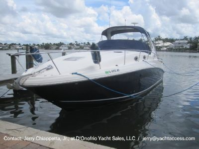 2005, 32' SEA RAY 320 SUNDANCER in Great Condition!