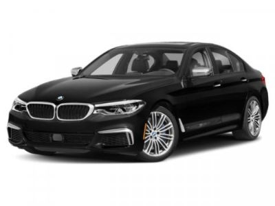2019 BMW 5-Series M550i xDrive (Carbon Black Metallic)