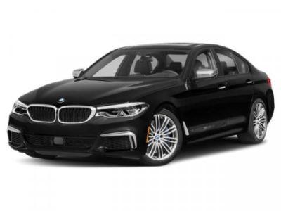 2019 BMW 5-Series M550i xDrive (BLACK SAPPHIRE)