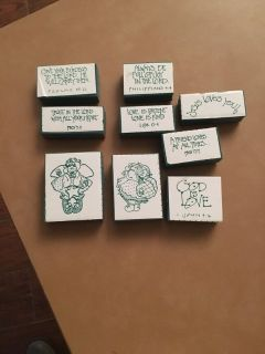 Christian Stamps