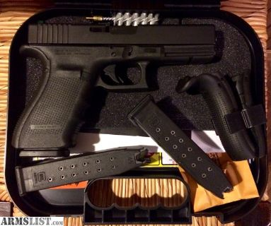 For Trade: Glock 21 Gen 4 NS