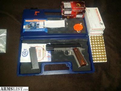 For Sale: Colt 1911 Rail Gun