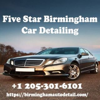 Five Star Birmingham Car Detailing