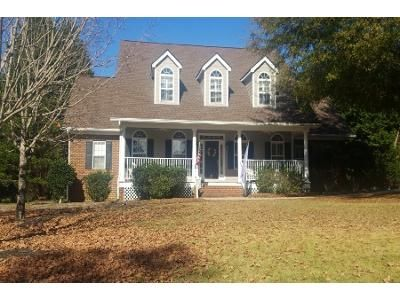 4 Bed 2 Bath Preforeclosure Property in Carrollton, GA 30116 - Turnberry Cir