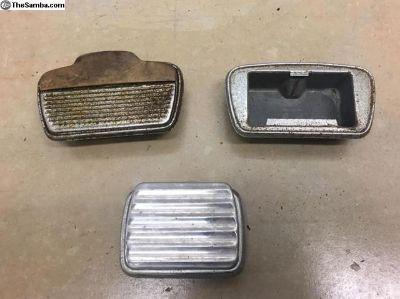Type 3 rear ashtrays