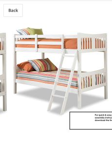 New in the box! Bunk bed