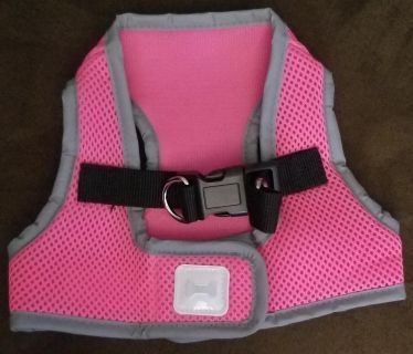NWOT Small Ajustable Dog Harness
