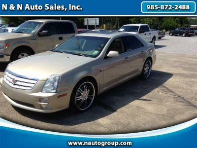 2007 Cadillac STS V6 Luxury Performance - Diamond in the Rough
