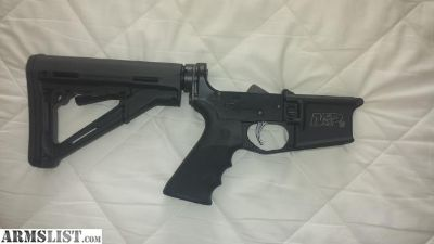 For Sale: Smith and Wesson M&P 15 Complete Lower