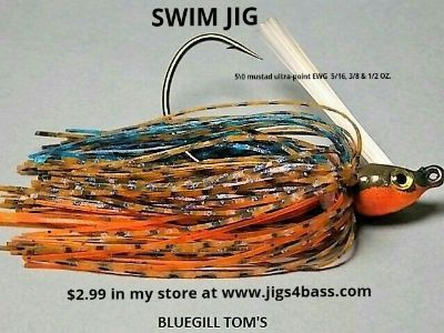 JIGS YOU JUST WANT TO FISH WITH!