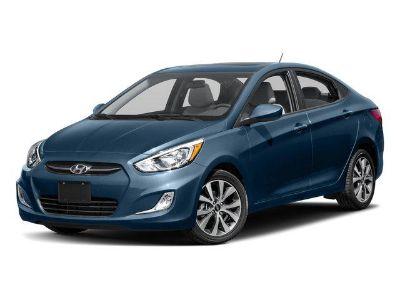 2017 Hyundai Accent GLS (Ultra Black Pearl)