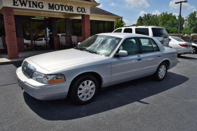 2003 Mercury Grand Marquis LS Premium (Silver)