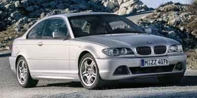 2004 BMW 3-Series 325Ci (Silver)