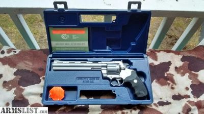 For Sale: Colt Anaconda 44 Magnum 8""