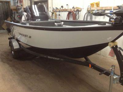 2019 StarCraft Stealth 166SC Aluminum Fish Boats Hutchinson, MN
