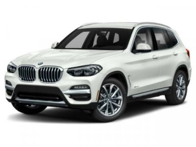 2019 BMW X3 xDrive30i (Mineral White Metallic)