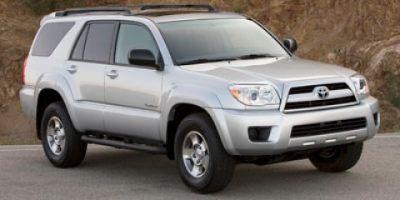 2009 Toyota 4Runner SR5 (Titanium Metallic)