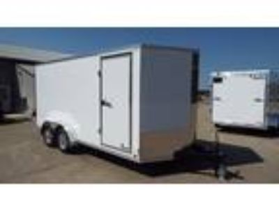 2019 Cross Trailers 7'x16' Steel Enclosed Trailer