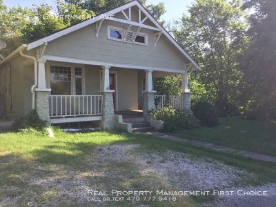 Home for rent in Fayetteville - Great Location!!