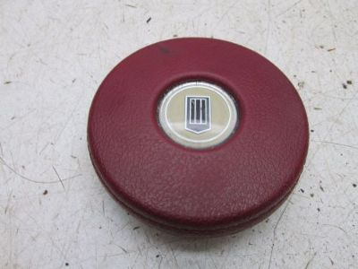 Find 70-81 CAMARO ORIGINAL RED STEERING WHEEL CENTER HORN CAP motorcycle in Bedford, Ohio, United States, for US $27.99