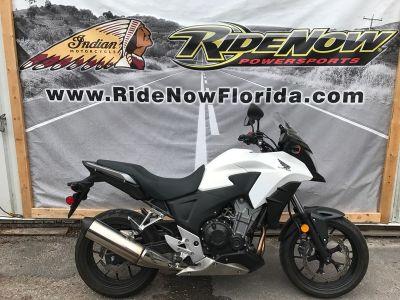 $3,799, 2014 Honda CB500X