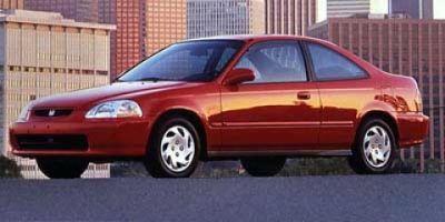 1997 Honda Civic EX ()