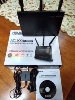 Asus High PAerformance Dual band Router