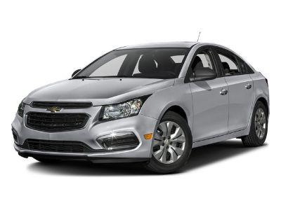2016 Chevrolet Cruze LS (Red Hot)