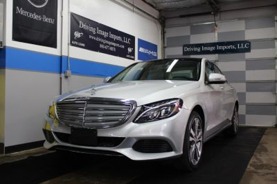 2015 Mercedes-Benz C-Class 4dr Sdn C300 Luxury 4MATIC (Iridium Silver Metallic)