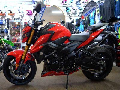 2018 Suzuki GSX-S750 Sport Motorcycles Clearwater, FL