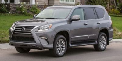 2017 Lexus GX 460 Base (BLACK)