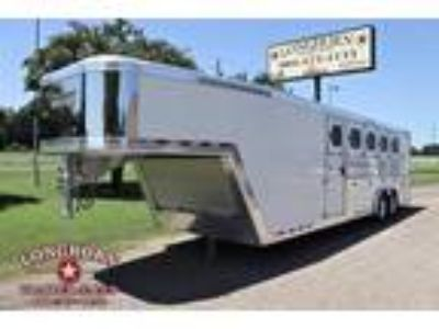 2017 Cimarron 5 Horse with Air Ride and Front Tack Room 5 horses
