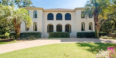 Extraordinary Executive-Style Mansion in Downtown Fairhope!