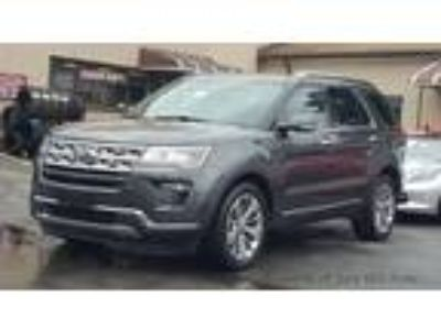 $28900.00 2018 Ford Explorer with 18194 miles!