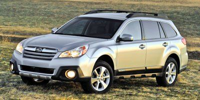 2013 Subaru Outback 2.5i Limited (Ice Silver Metallic)