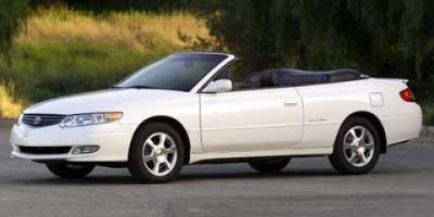 2002 Toyota Camry Solara SE V6 ()