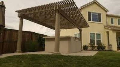 Sacramento's Eminent Aluminum Lattice Patio Covers Shop