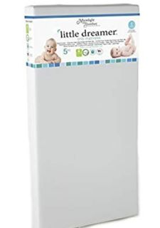 Infant, baby, toddler crib mattress