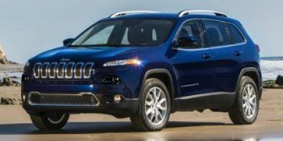 2017 Jeep Cherokee Limited (Red)